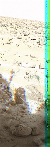 Viking 2 lander sol 366