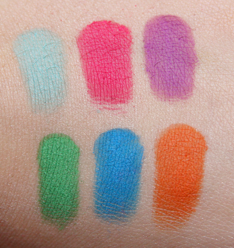 Sleek ultra mattes v1-brights swatch1