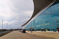 Terminal D de l'Aéroport de Moscou-Sheremetyevo