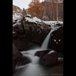 Riu de Les Pardines (Principat d'Andorra)