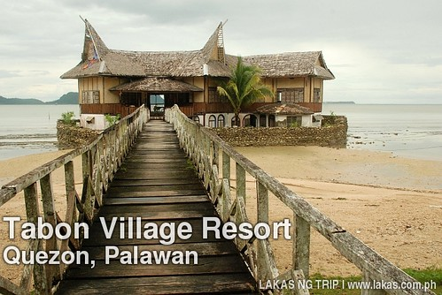 Tabon Village Resort at Quezon, Palawan