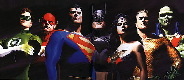 Reboot de Batman — Justice League