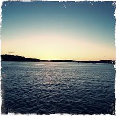 Se esconde el sol a las 15:45 en #Oslo