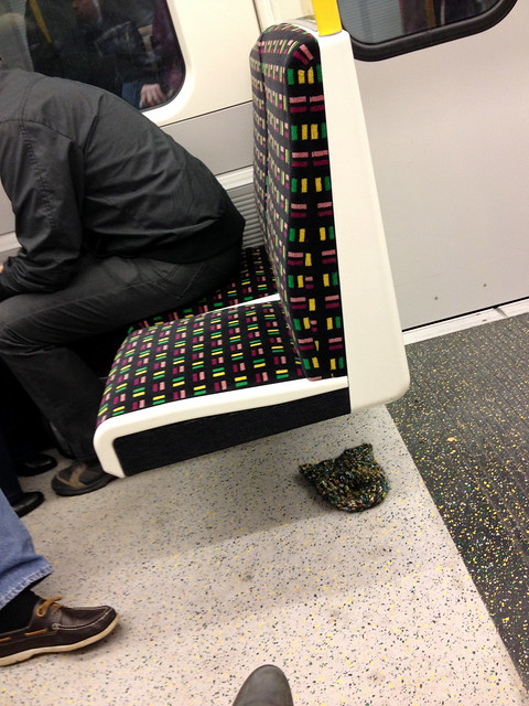 Love the fabric on the Tube, plus matching hat