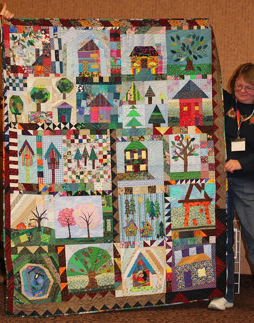 Diane's Home Sweet Home Quilt