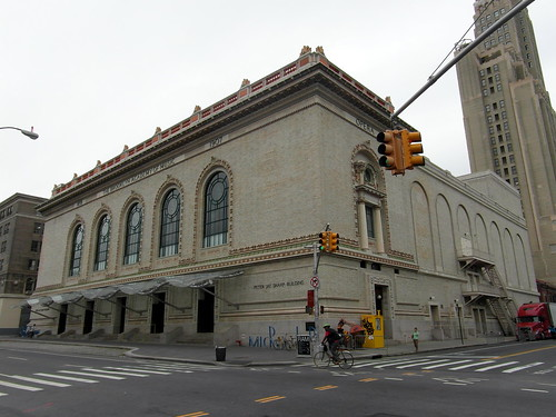 The Brooklyn Academy of Music