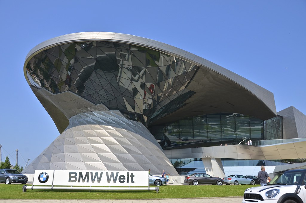 BMW Welt - European Delivery