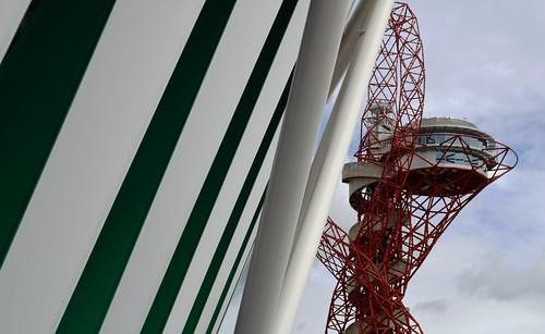 Olympic Stadium & ArcelorMittal Orbit