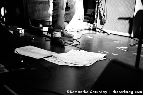 The Sea And Cake @ Bootleg Theater, LA 11/10/2012