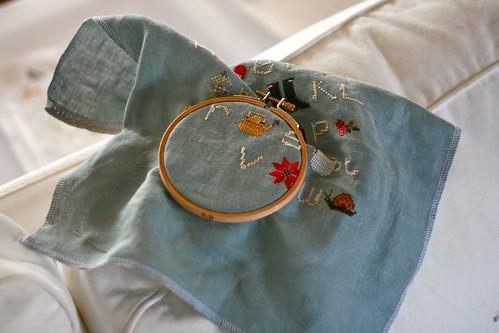 a return to stitching