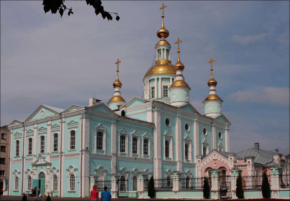 Свято-Преображенский кафедральный собор, Тамбов, Россия