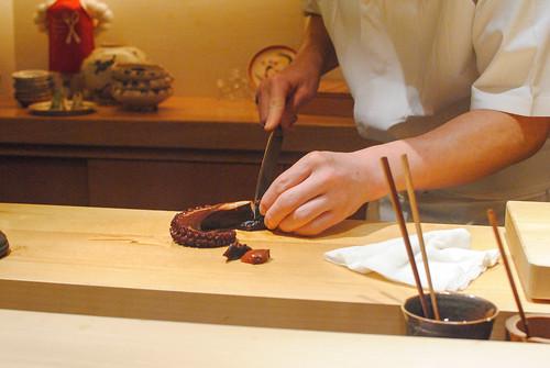 8191133066 035377c397 Sushi Yoshitake (Tokyo, Japan)