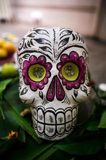 Celebración de Día de Muertos