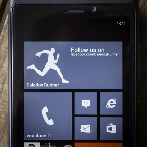 Nokia Lumia 920 - Caledos Runner
