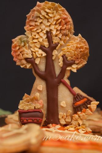 Fall tree-m5cake 10