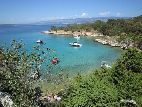 Isla Krk (Croacia)