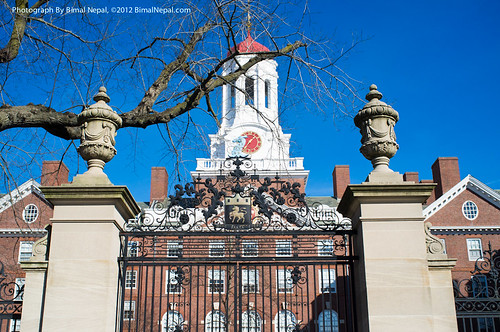 Harvard University by Bimal Nepal