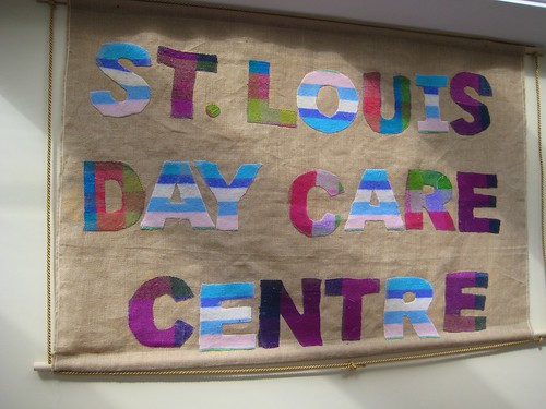 A new extension to the St Louis Day Care centre opened in 2012