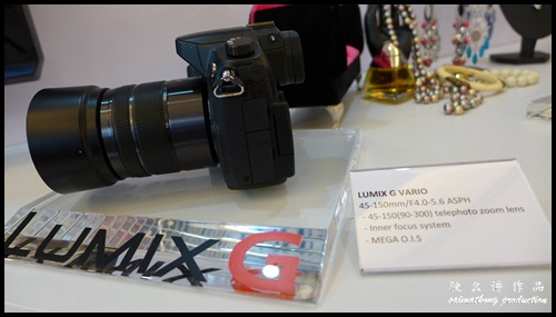 Lumix G Vario 45-150 mm Price - RM999