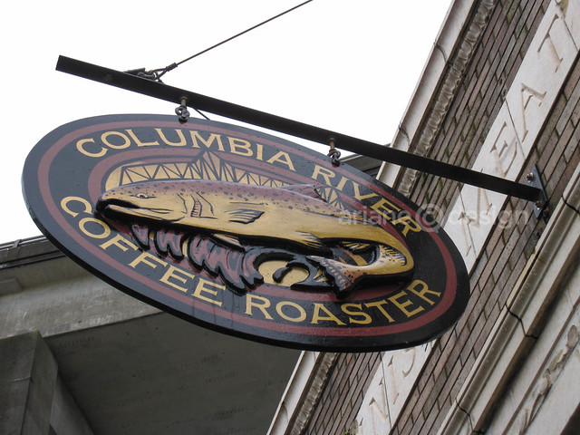Astoria/Columbia River Coffee Roaster