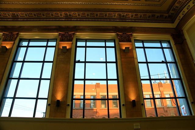 East Windows Detail of New Bucktown Walgreens
