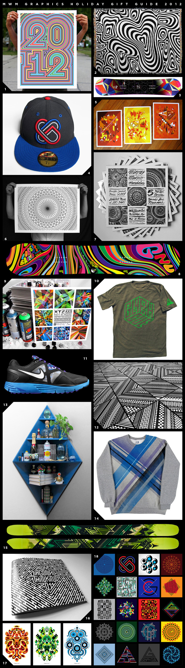 MWM Graphics : Holiday Gift Guide.