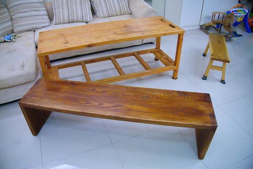 木工 板凳 20121123_3