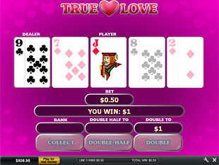 True Love Gamble Feature Prize