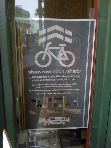 FW: Sharrow