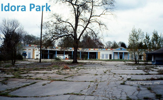 Idora Park Youngstown Oh Former Pool Colonade Flickr Photo Sharing