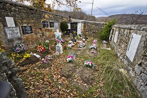 Campo de Ebro, cementerio