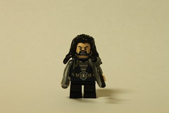 LEGO The Hobbit Attack of the Wargs (79002) - Thorin Oakshield