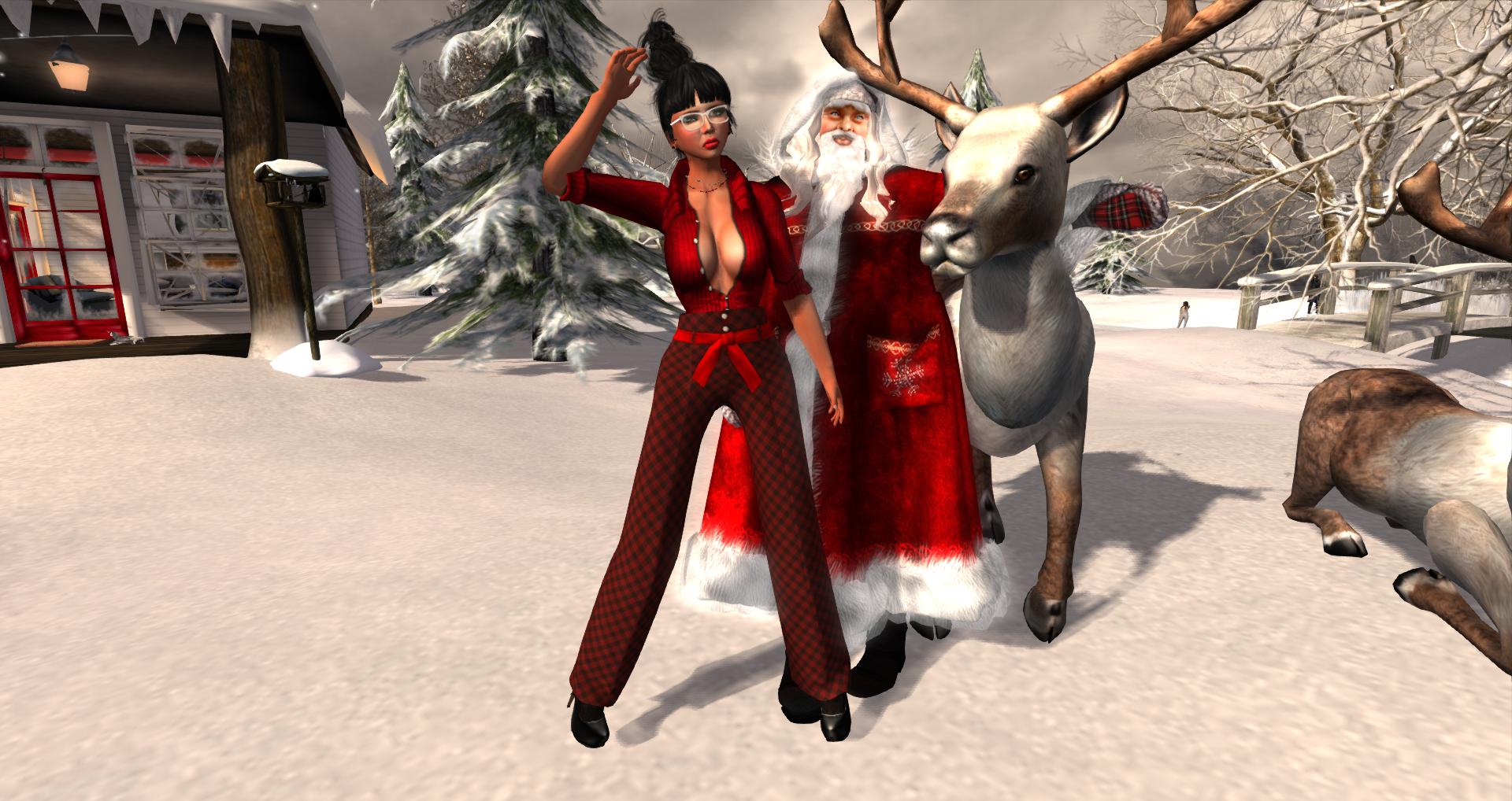 !gO! Santa !gO!