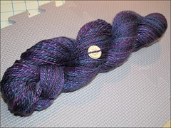Heather handspun