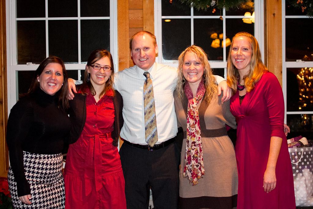 Katie, Sara, Jeff, Shanna & Kasie