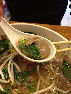 Pho Tai Bam Filet & Bo Vien