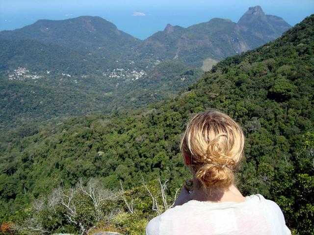 tijuca forest/tijuca national park/tijuca peak