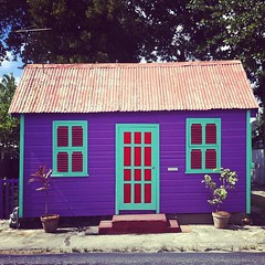 Chattel house #barbados #holiday #house