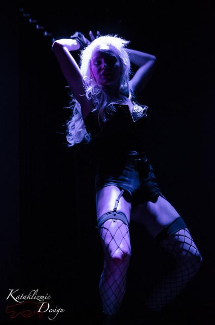 Peep Me XOXO @ GypsyBar 11-24-12