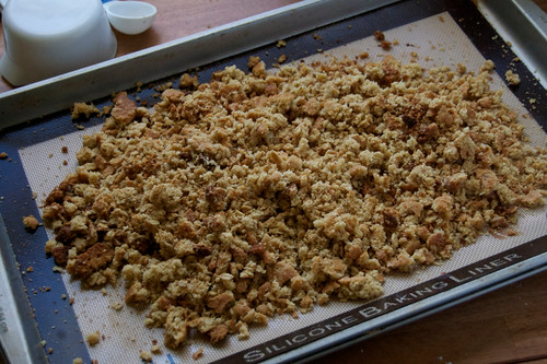 cookie crumble