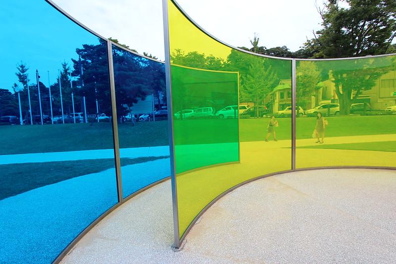 金沢21世紀美術館 カラー・アクティヴィティ・ハウス その2
