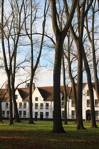 Bruges cloisters