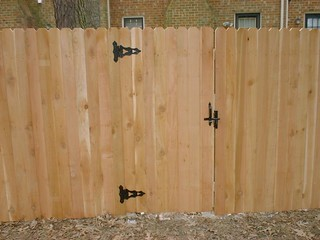 Custom Privacy Gate