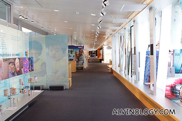 Visitors' gallery