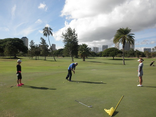 Ala Wai Golf Course 099