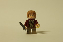 LEGO The Hobbit Barrel Escape (79004) - Bilbo Baggins