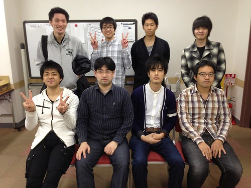 GPT Singapore - Chiba 2nd : Top 8