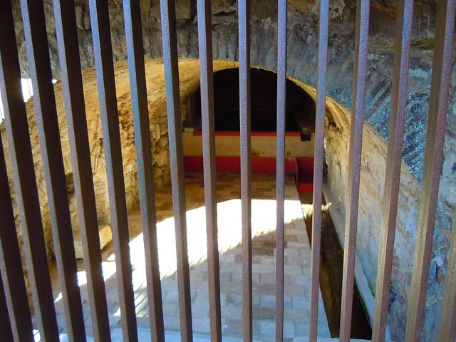 Baño Arabe En Toledo:SEÑOR DEL BIOMBO: LOS BAÑOS ISLÁMICOS DEL CENIZAL TOLEDO