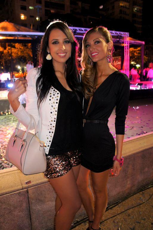 Marialejandra Marrero y Patricia Zavala