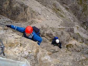 Climbing on CORV2